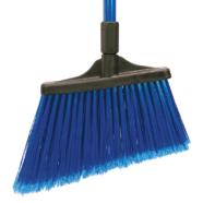 MaxiSweep™ Angle Broom With Fiberglass Handle