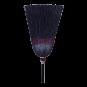 6110-6 Janitor Broom Black