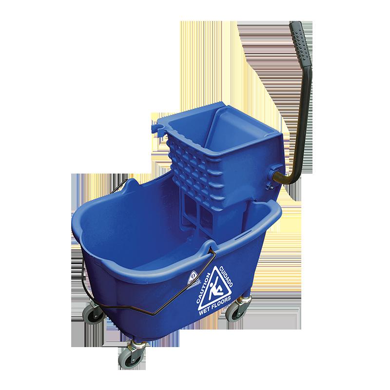 MaxiRough Mop Bucket and Wringer