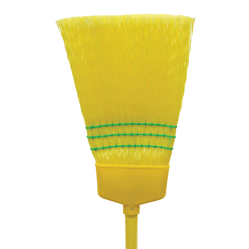 07012 Pollyanna Plastic Fiber Household Broom