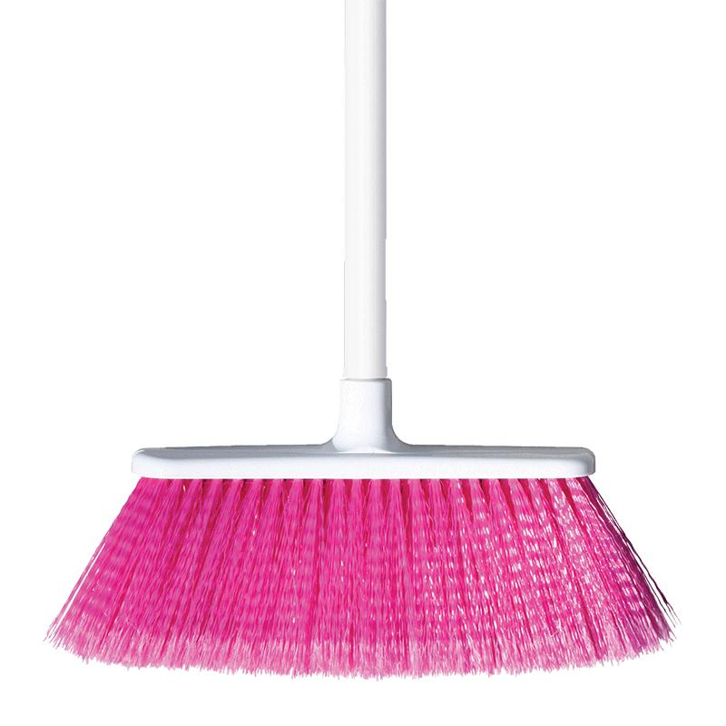 MaxiSoft™ Plastic Broom