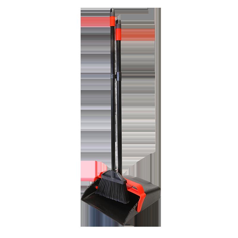 MaxiPlus® Lobby Dust Pan w/Rear Wheels