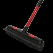 MaxiSoft™ Rubber Broom