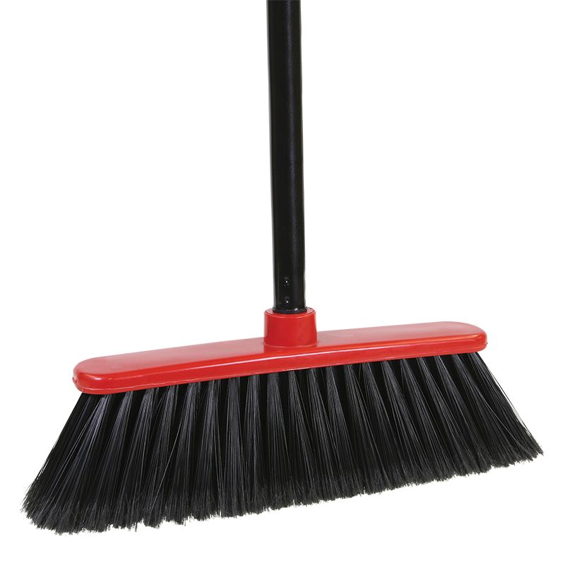 MaxiSoft™ Plastic Broom