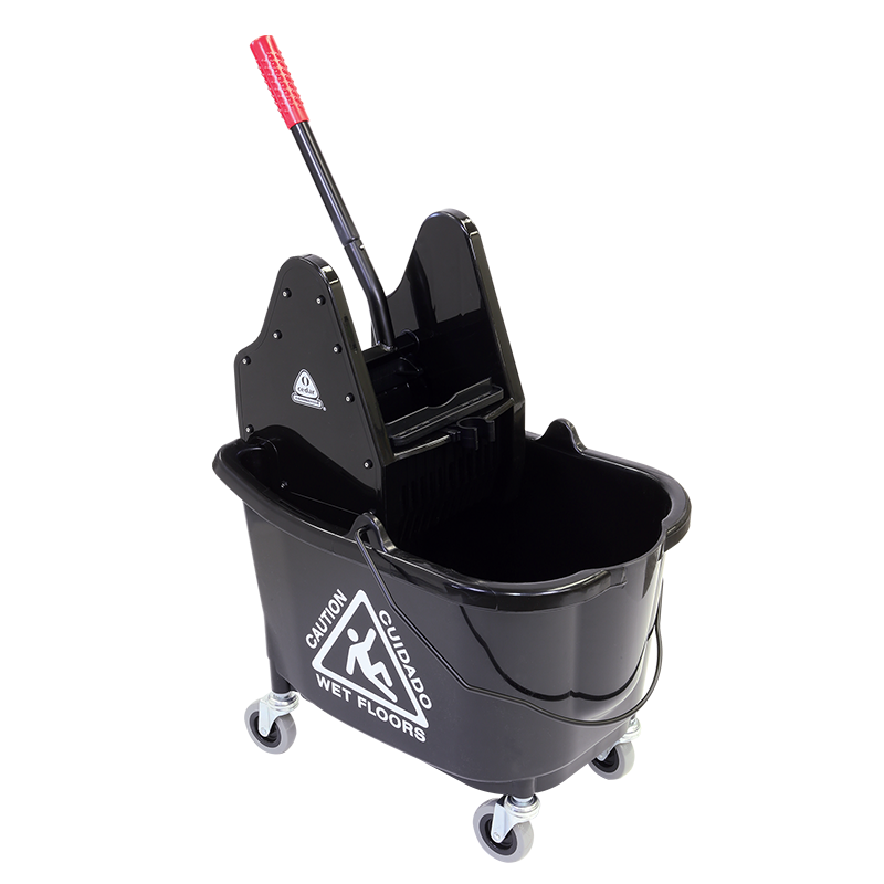 Downpress Mop Buckets & Wringers