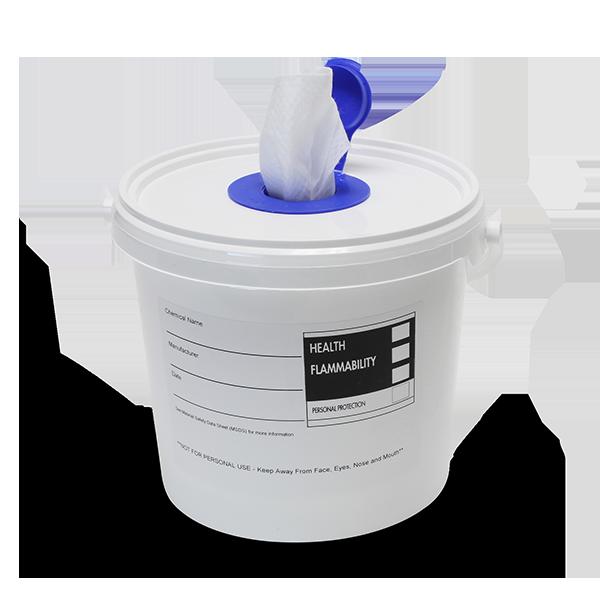 MaxiWash™ Disposable Wiping System